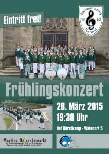 2015 Frühlingskonzert SpZg